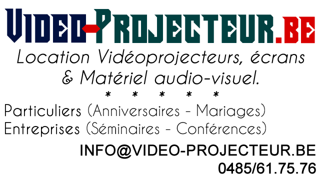Contact Video-Projecteur